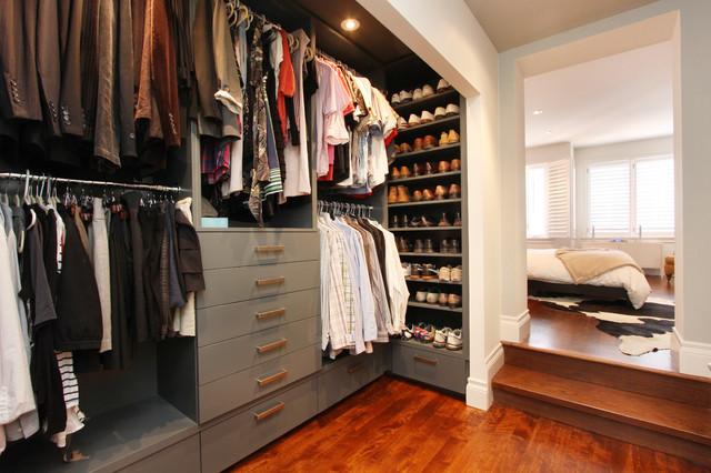 Bedroom Closets Custom Design
